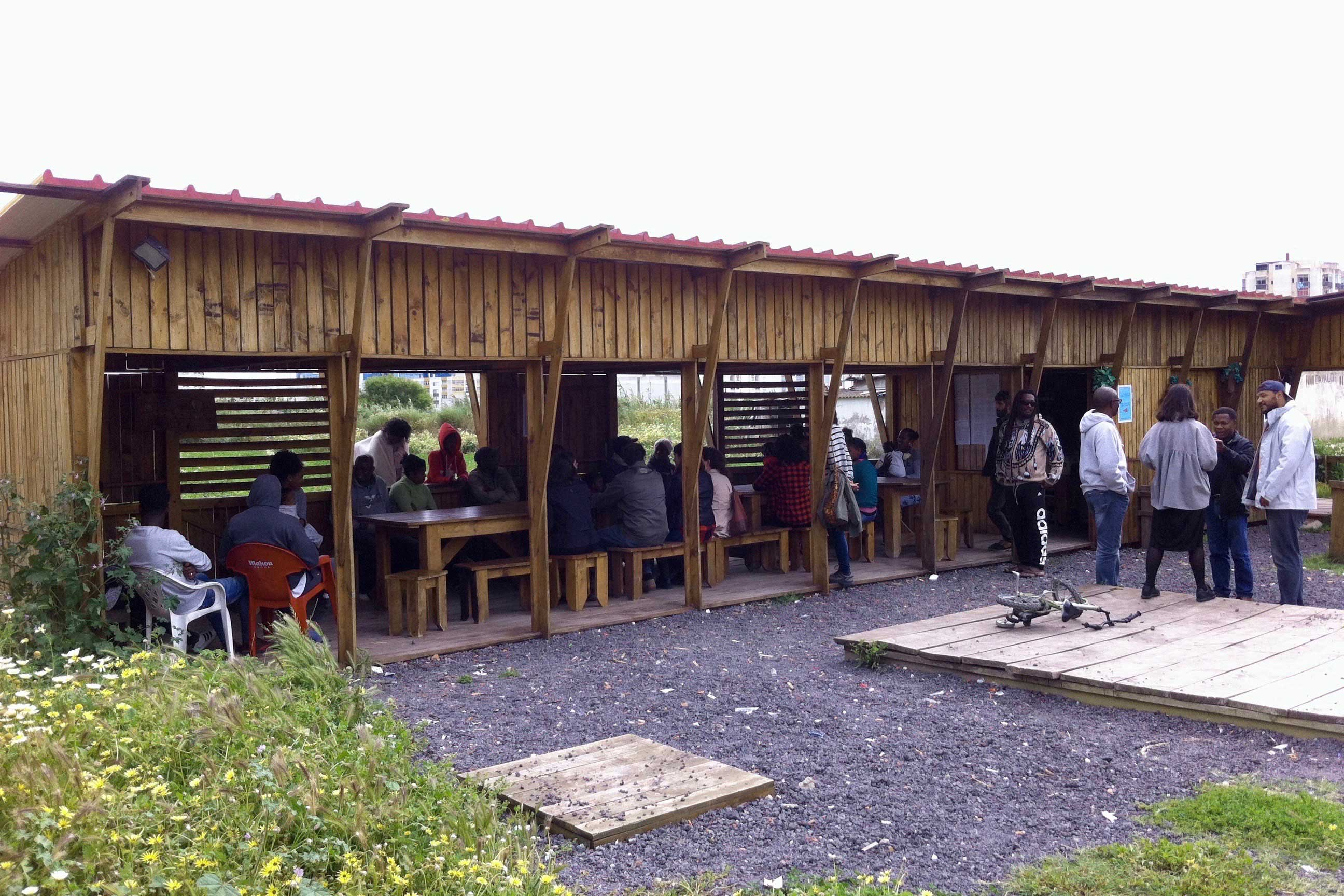 Community Kitchen in Terras da Costa