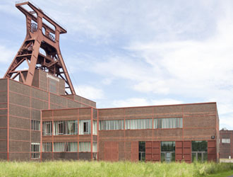 The Zollverein Park –   a unique example of brownfield renovation