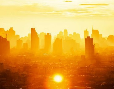 What is the future of cities faced with heat waves?