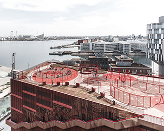 A New Layer of Public Space: The Case for Activating Urban Rooftops